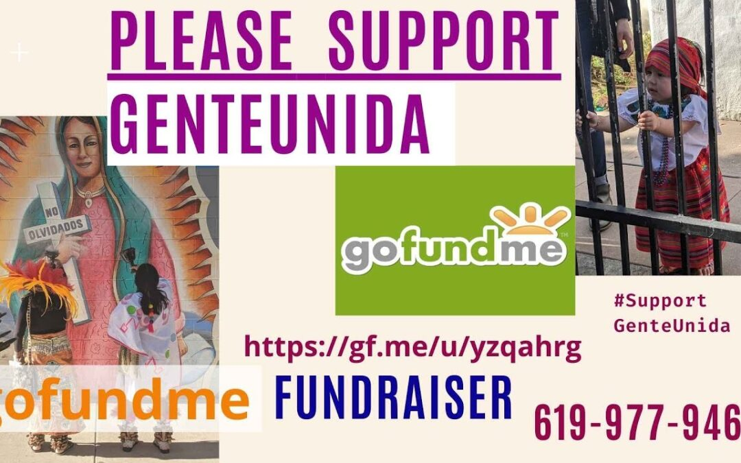 Please support our GoFundMe