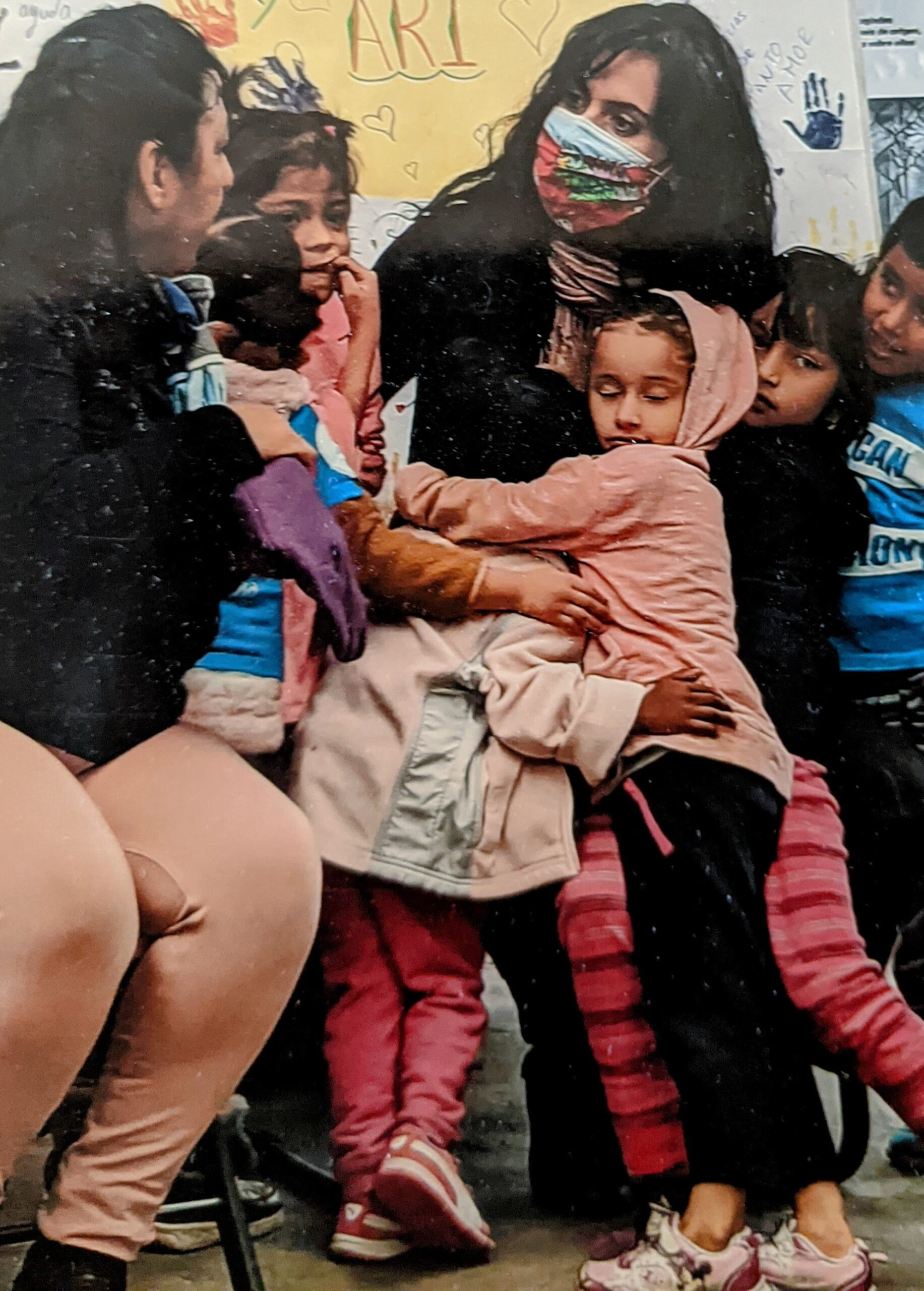 Refugee children need your support!